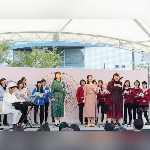 昭和女子大学イメージソング 公開しました