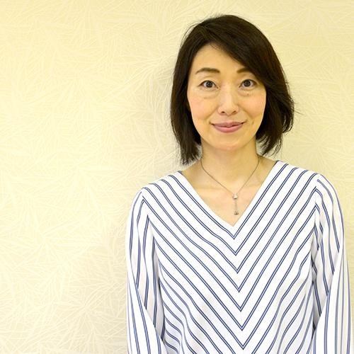 熊谷 有里子さん